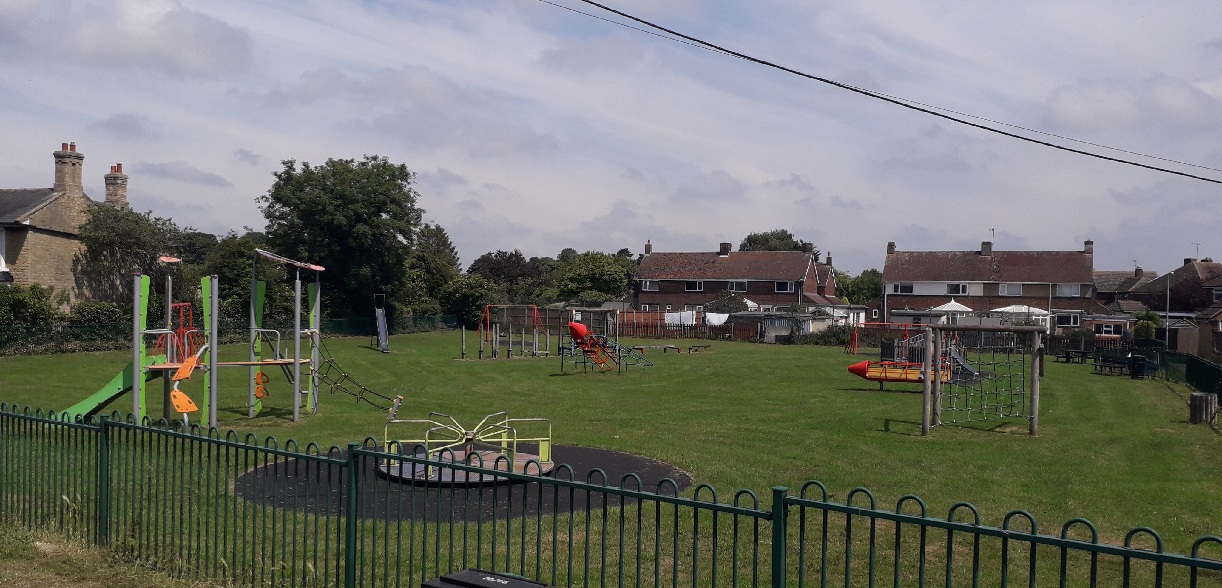 Grantham Road play park